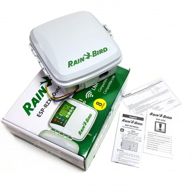 Rain Bird: контроллеры для автоматического полива
